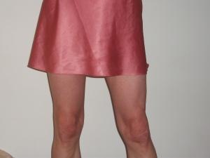 pink nightie