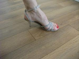 husband in high heels