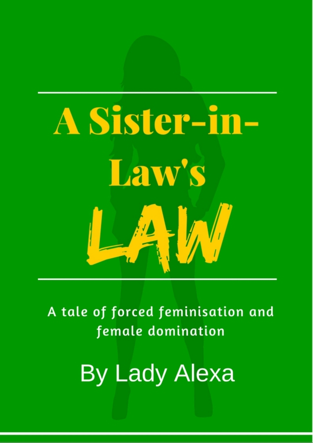 a sister -in-law's law book cover