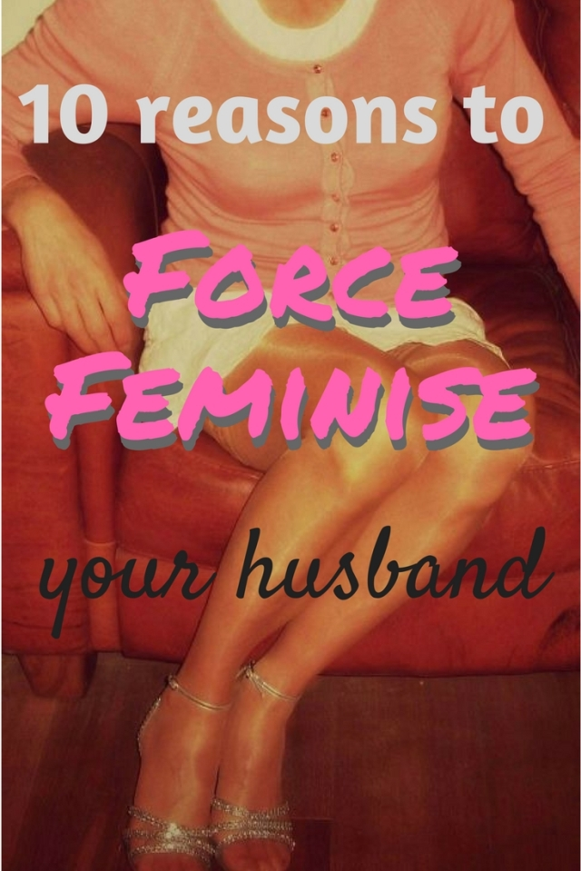 Who men to feminize women like Masculine Women